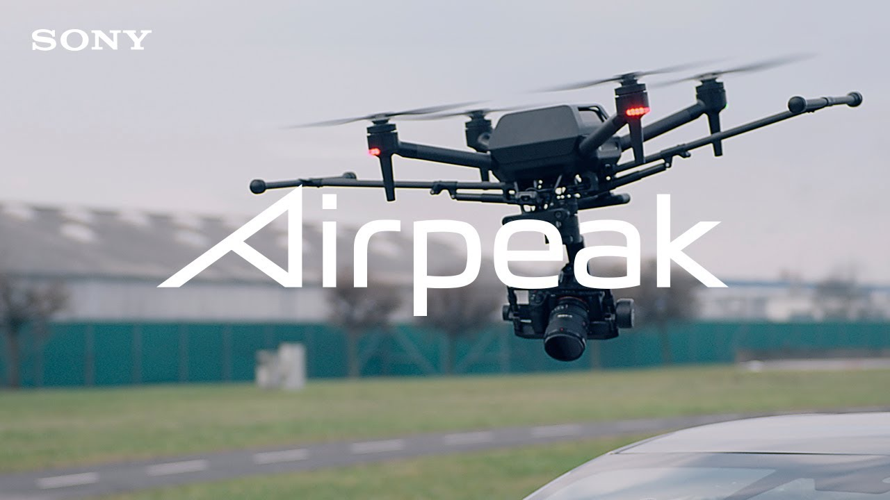 Airpeak-Aerial-Shooting-of-VISION-S-Road-Test