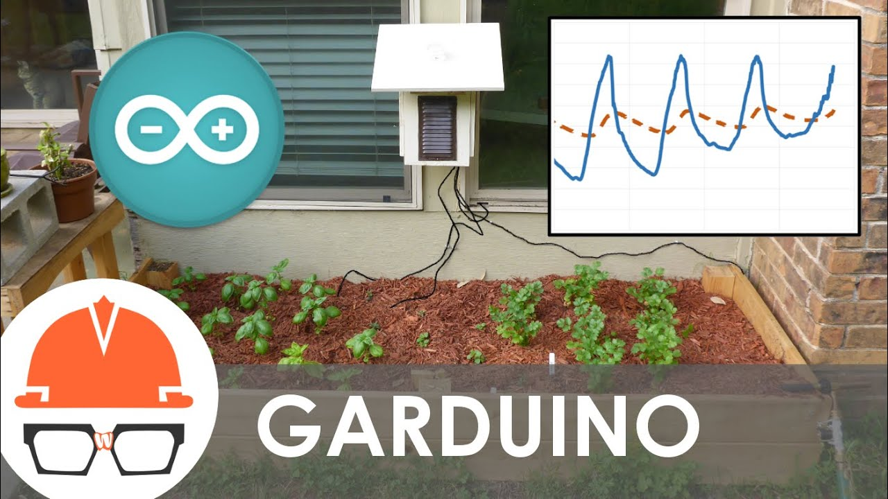 Arduino-Garden-Controller-Automatic-Watering-and-Data-Logging