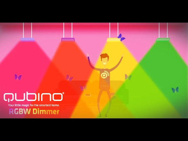 Bring-Colors-to-Life-Qubino-RGBW-Dimmer