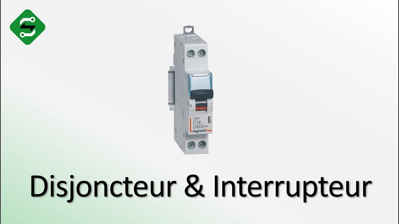 Disjoncteur-Interrupteur-SILIS-Electronique
