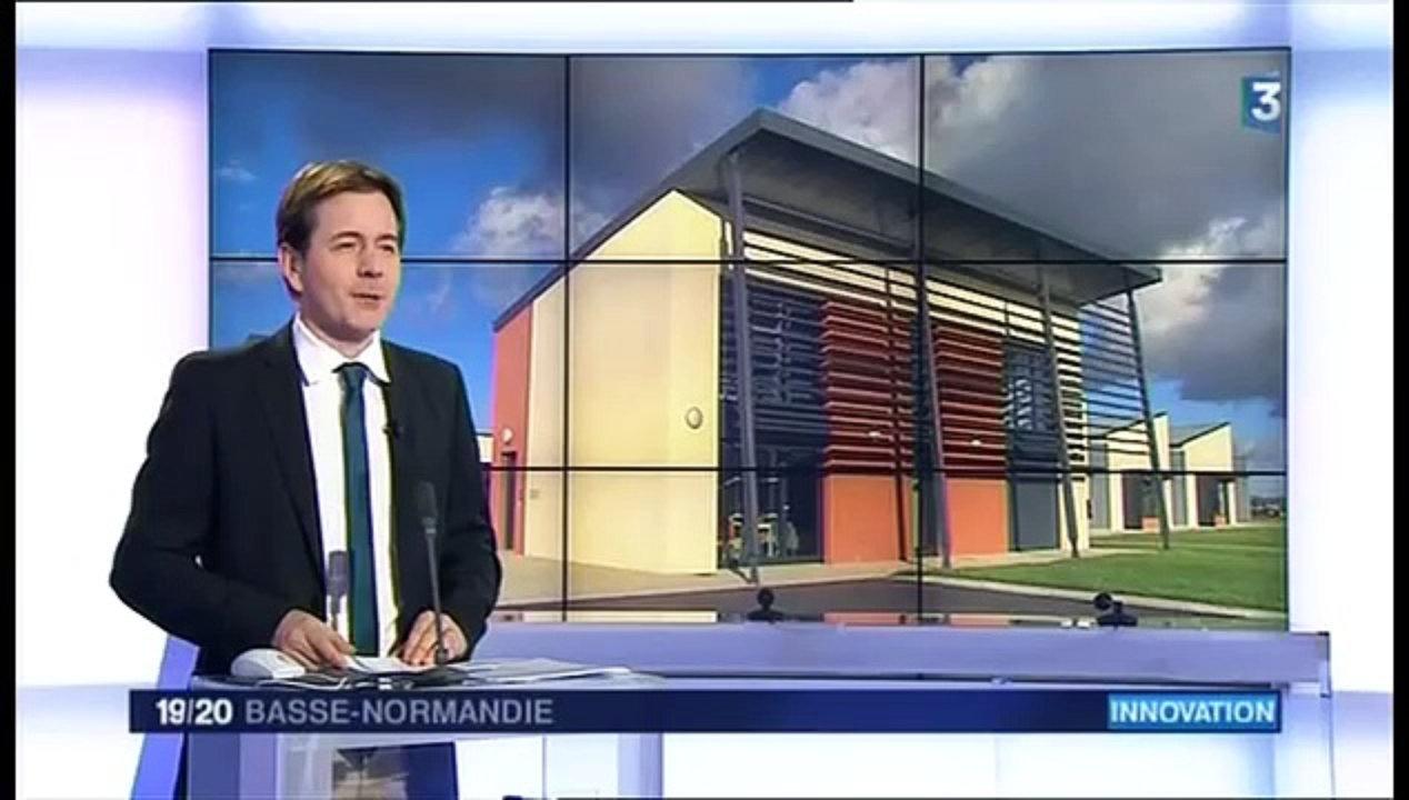 F3-JT-19-20-Basse-Normandie-visite-de-la-Maison-Domotique-a-Alencon