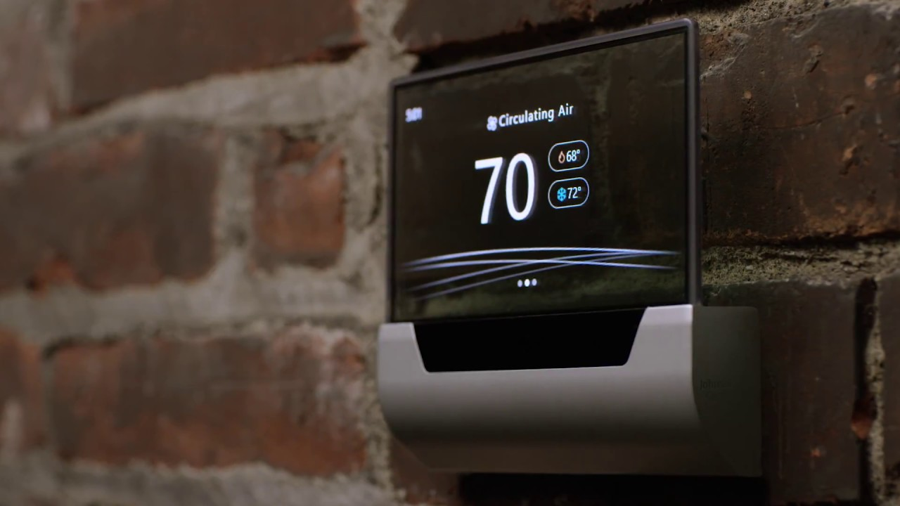 Johnson-Controls-reinvents-the-thermostat