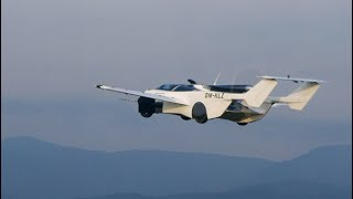 KleinVision-Flying-Car-takes-maiden-flight-Official-Video