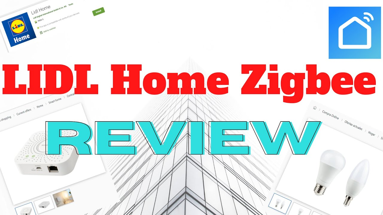 LIDL-Home-Zigbee-Smart-Devices-Review