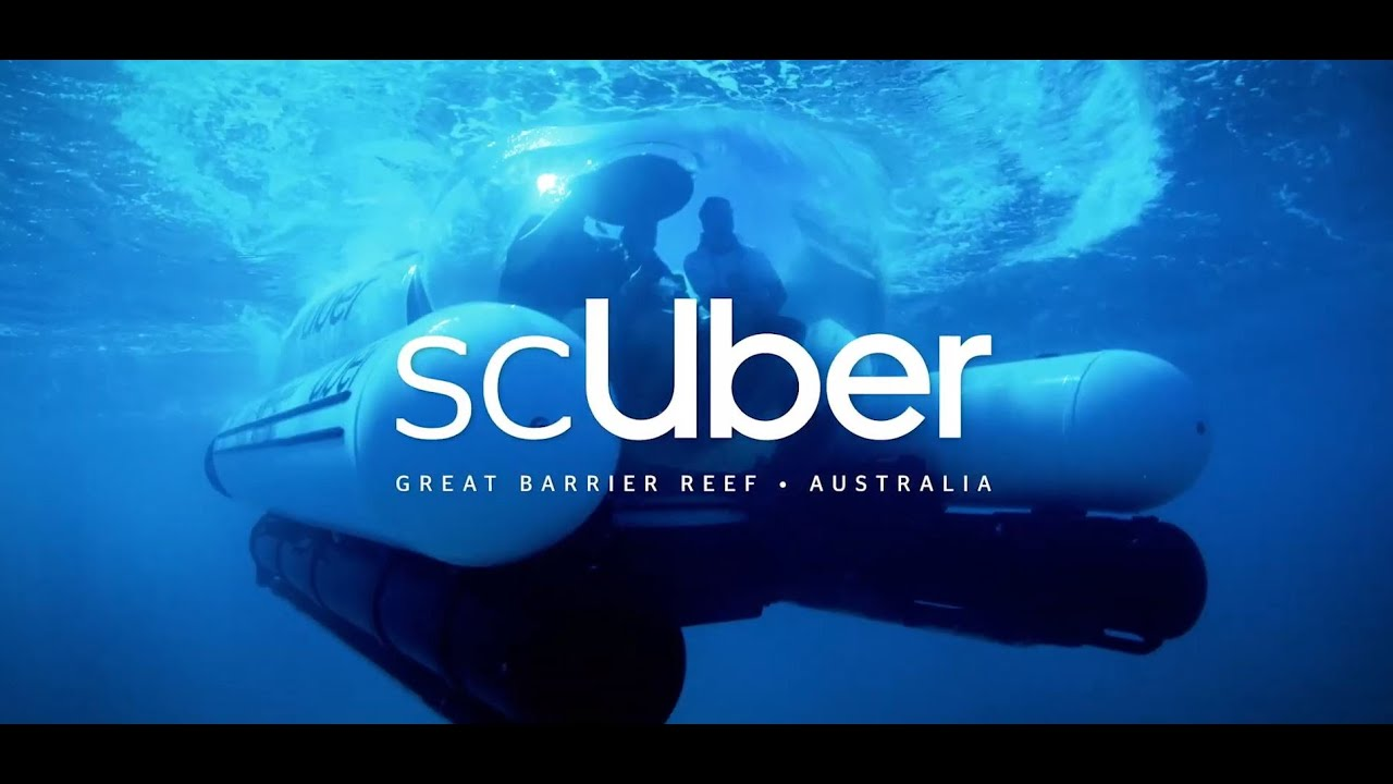 Meet-scUber-The-Worlds-First-Rideshare-Submarine-on-the-Great-Barrier-Reef