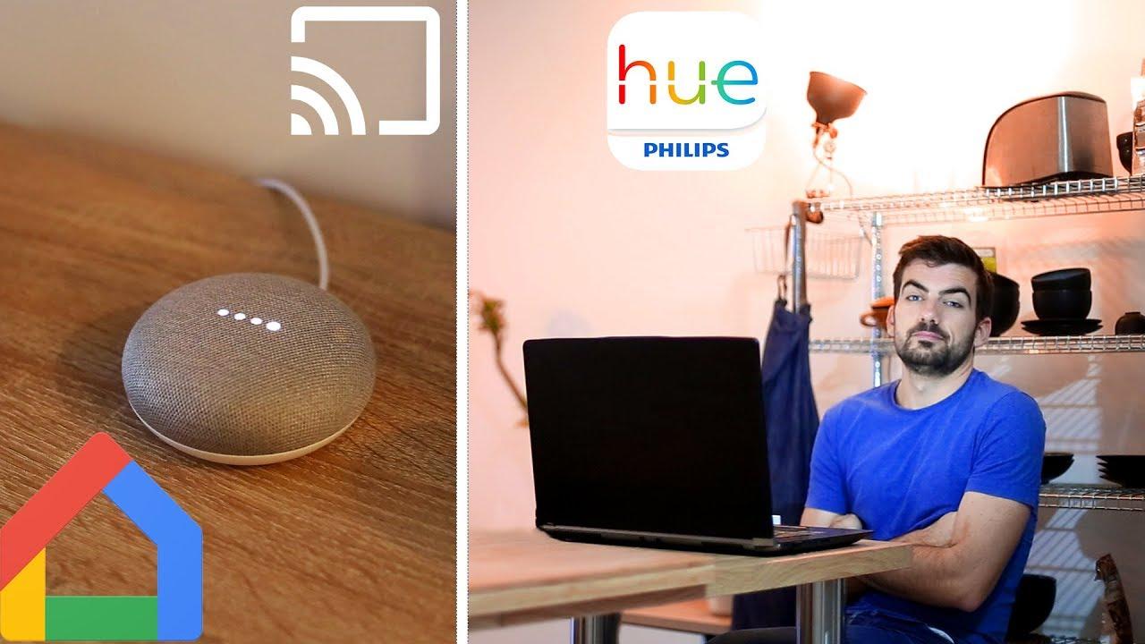 Mon-utilisation-de-Google-Home-Chromecast-et-Philips-Hue-Appartement-connecte