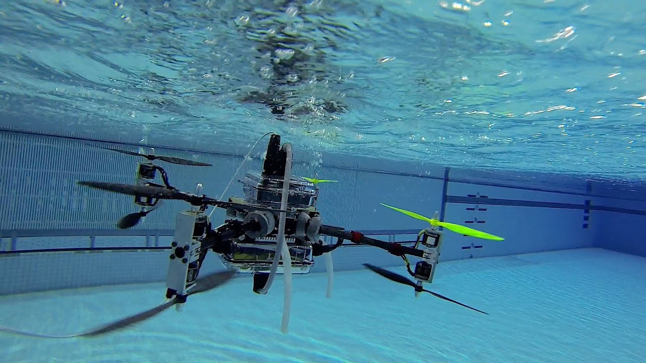 New-Underwater-Drone-Flies-AND-Swims