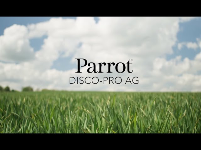 Parrot-Disco-Pro-AG-Official-Video