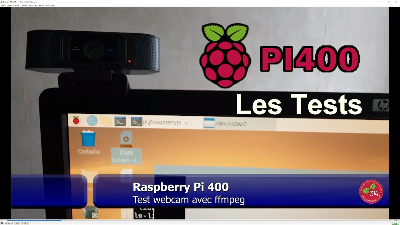 Premiers-tests-du-Raspberry-Pi-400