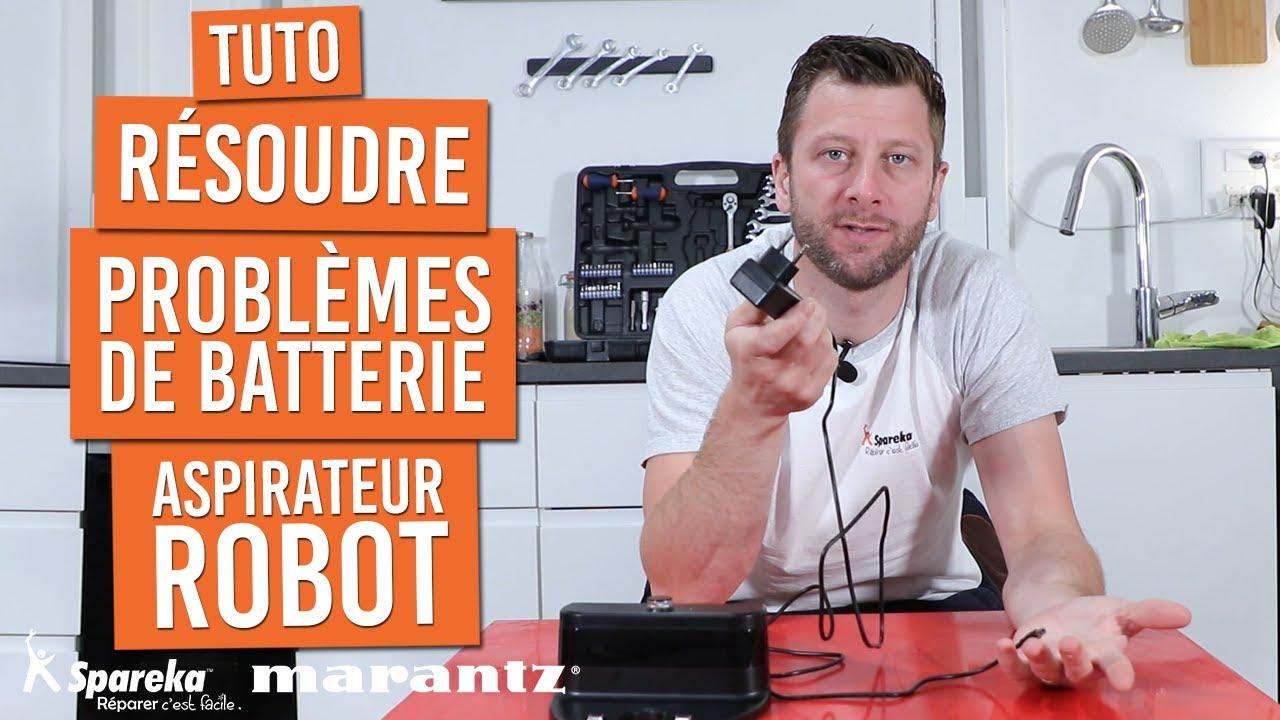 Problemes-de-batterie-sur-un-aspirateur-robot-Marantz-diagnostic-et-reparation