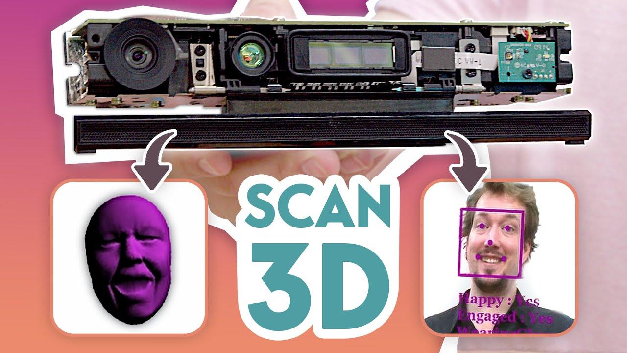 Recyclage-dun-scan-3D-pour-en-faire-lobjet-ULTIME-de-domotique-Kinect-2-Xbox
