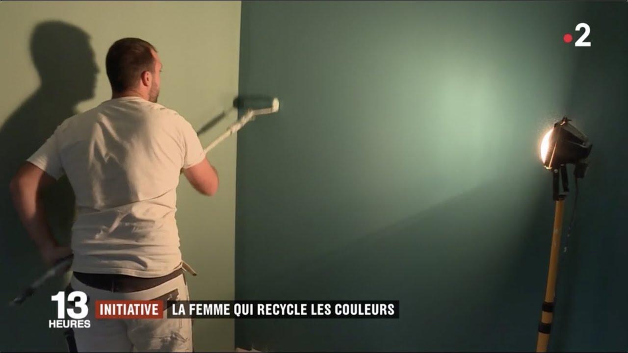 Reportage-France-2-Les-peintures-recyclees-CIRCOULEUR