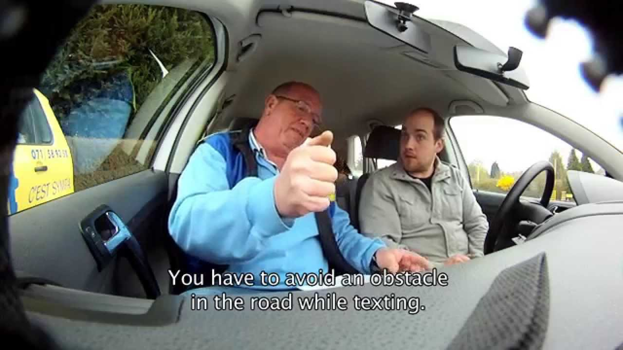Responsible-Young-Drivers-The-impossible-texting-driving-test