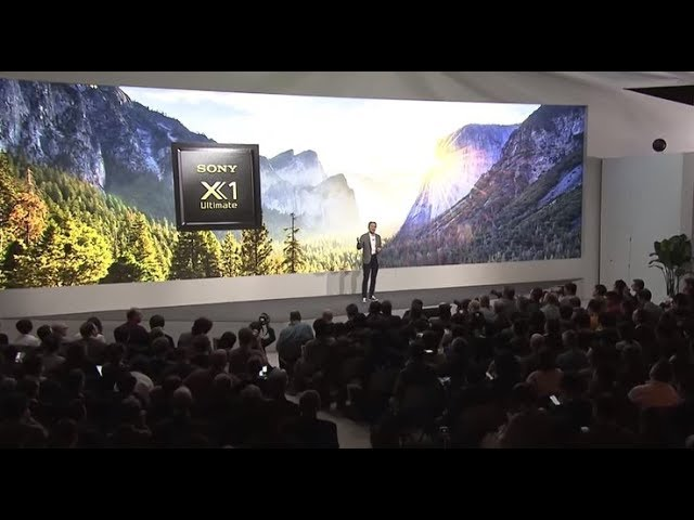 Sony-CES-2018-Press-Conference