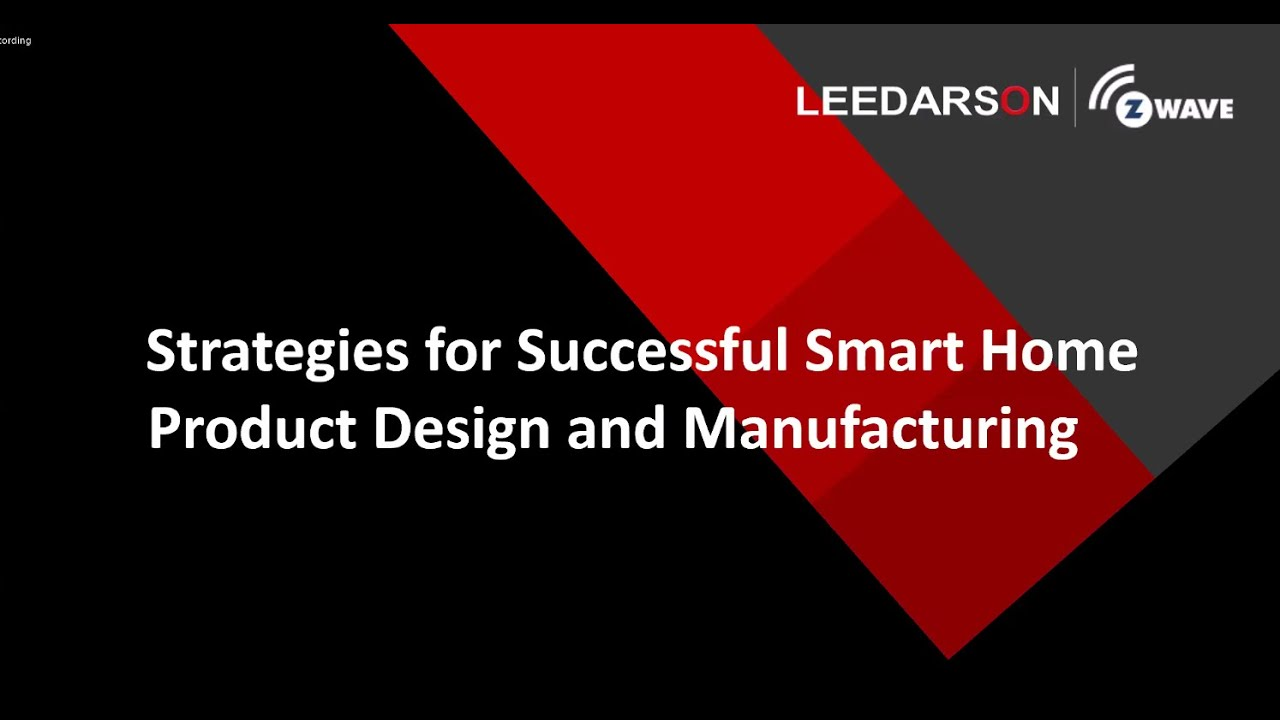 Strategies-for-Successful-Smart-Home-Product-Design-and-Manufacturing