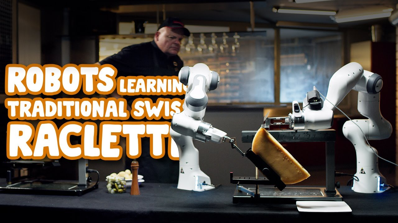 Teaching-a-robot-how-to-make-traditional-Swiss-raclette