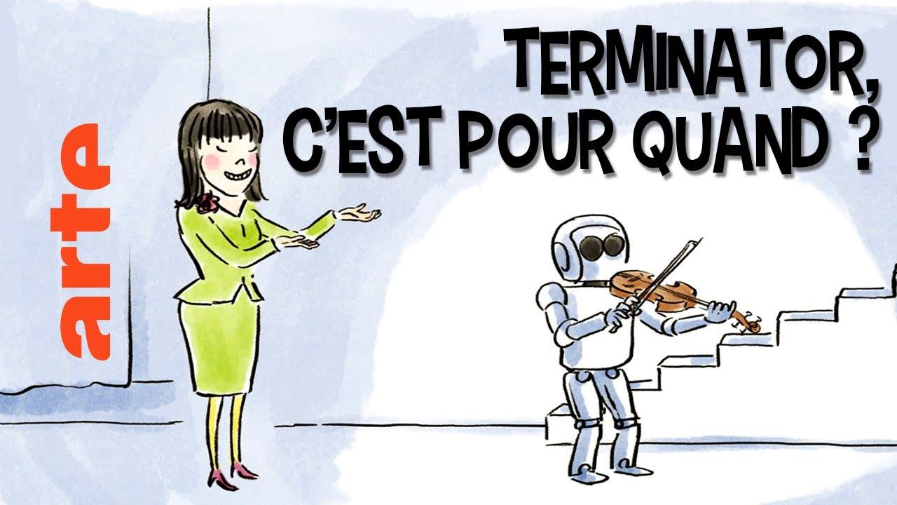 Terminator-cest-pour-quand-Tu-mourras-moins-bete-Episode-23-SAISON-1-ARTE