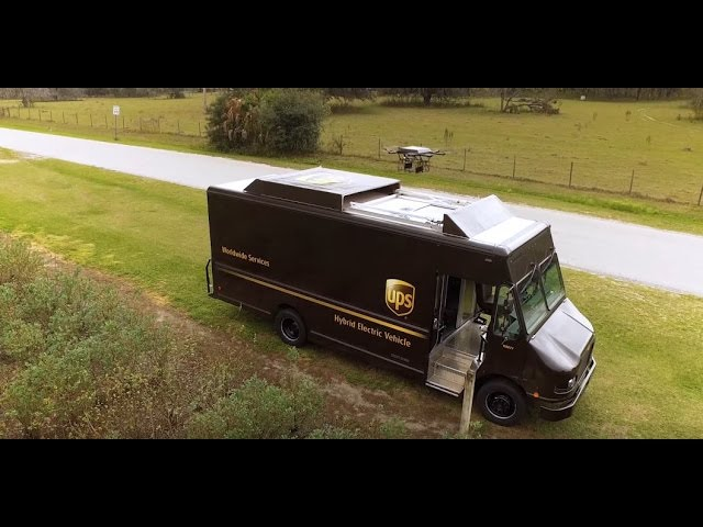 UPS-Tests-Residential-Delivery-Via-Drone